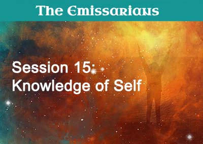 Session 15: Knowledge of Self